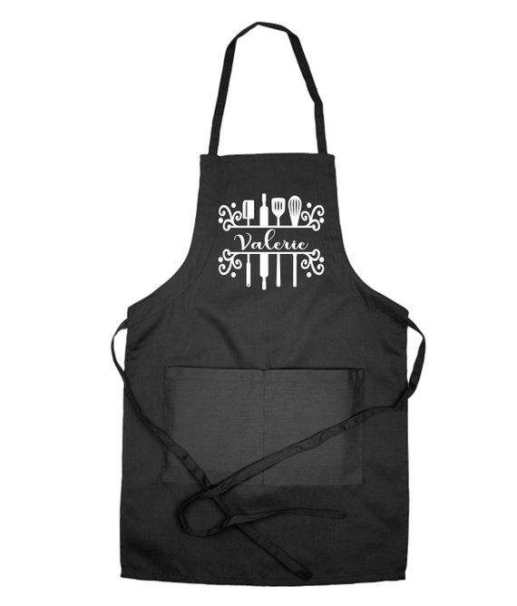 Chef Aprons Kitchen Cooking & Server Apron for Men & Women