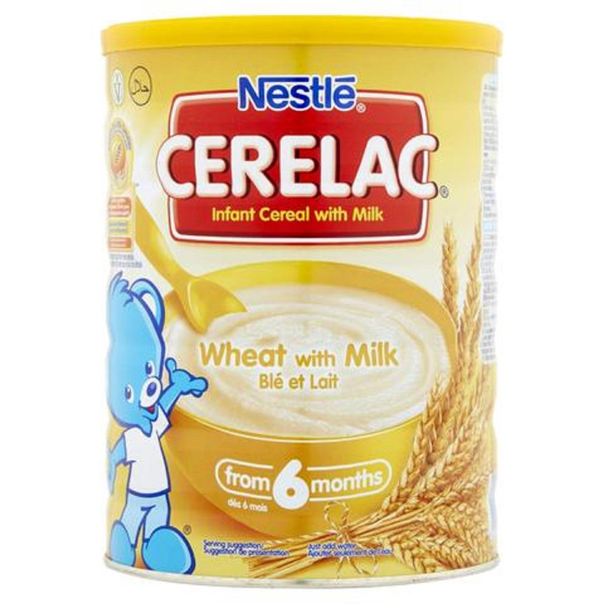 Baby Food Nestle Cerelac Maize with Milk