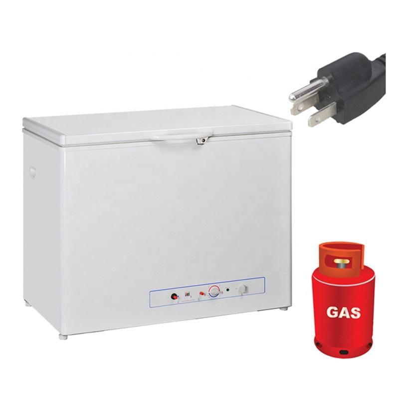 Lp Gas Freezer /Propane Gas /12v Deep Chest Freezer
