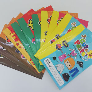 High Quality Custom Printed Children Activity Workbook Exercise Book Text Book