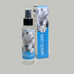 Standard Quality Unaltered Pure Magnesium Chloride Topical Grade White Lion Wellness Spray 100mL Magnesium Wellness Spray