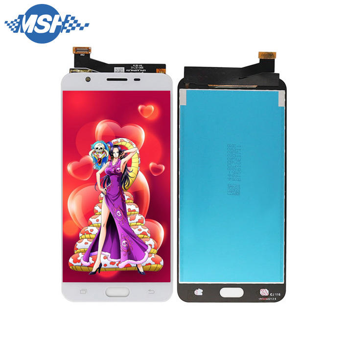 Hot Selling Free Shipping 3pcs/lot Best Price LCD Touch Display LCD Screen For Samsung Galaxy J700 J701 J710 MobilePhone