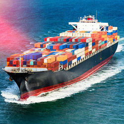 International containers transportation Cargo freight