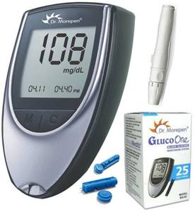 Dr.Morepen GlucoOne Blood Glucose Monitor Model BG 03 (1)