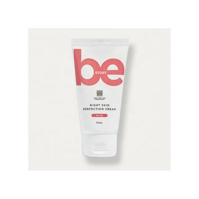BE 50 ml Dead Sea Skin Care Perfection Night Cream