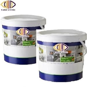 Decorative Matt Water Base Air Drying Acrylic Paints for Building Exterior and Interior - Wall and Building Topcoat