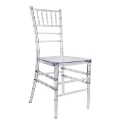 2021 Factory wholesale quality event banquet wedding stacking chiavari tiffany chair