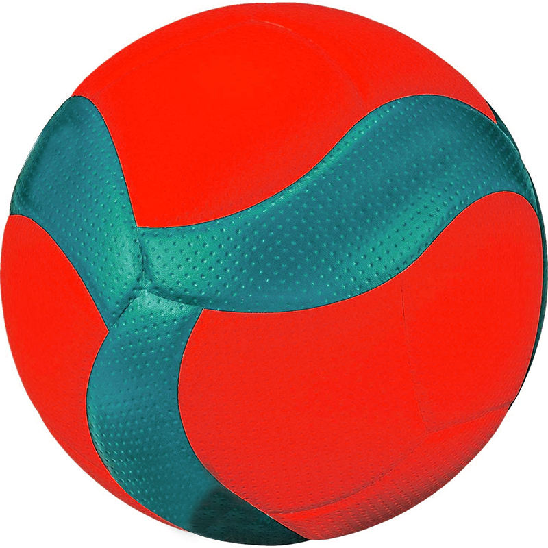 PU Laminated Thermal Bonded Volleyball Ball,Customized Volleyball Machine Stitched Inflatable Volleyball