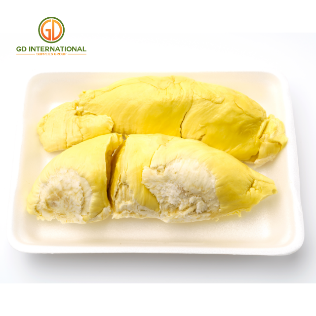Premium Quality Frozen Durian Fruit Monthong From Thailand Farmer Grow Individual Pack Bulk OEM or Private Label Available