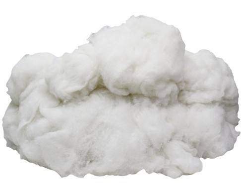 Virgin/Recycled wholesale 100% polyester staple fiber