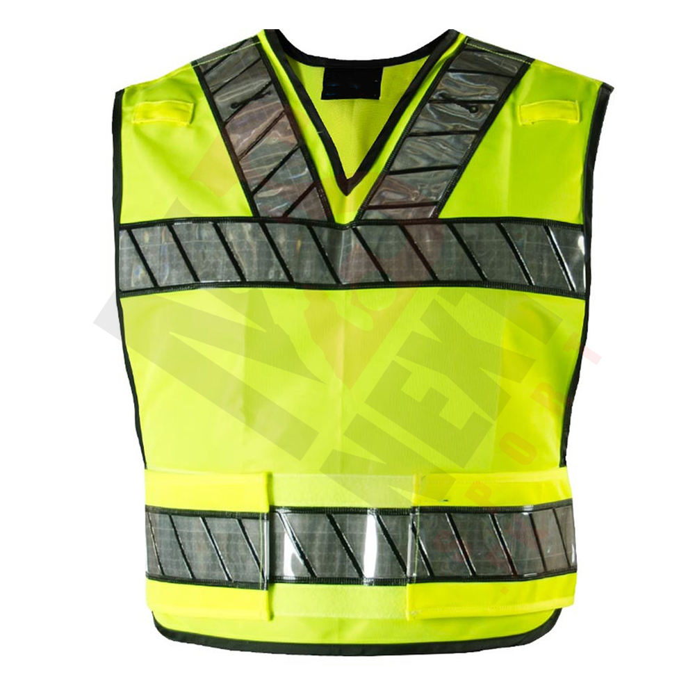 High Visibility Winter Outdoor Tape Safety Reflective Jacket