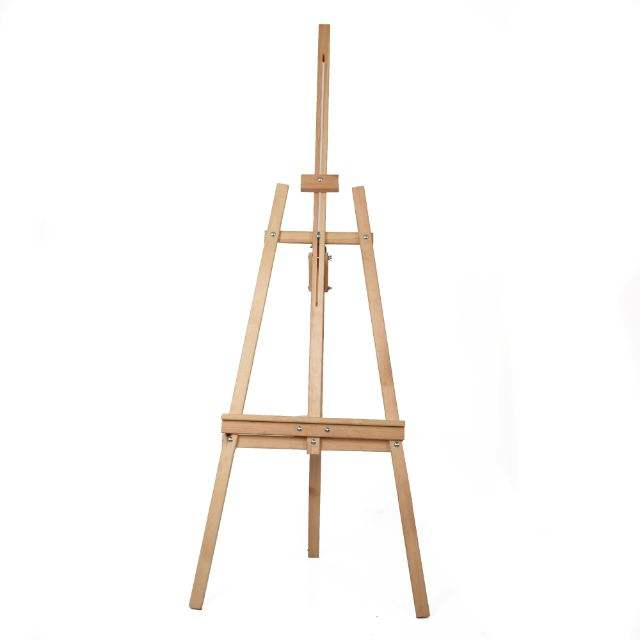 Art Wholesale Good Quality Pine Wooden Painting Display Easel