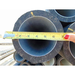 "HDPE Pipe With Nylon Liner - 6"" x 40'"