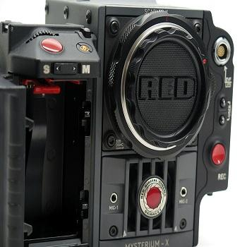 Amphibico Rouge Onderwater Behuizing Voor Red Scarlet/Epic Cinema Camera
