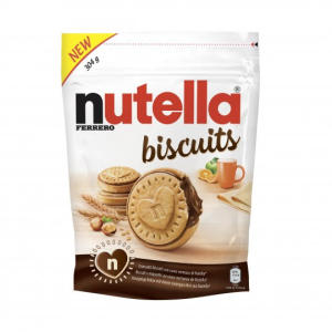 Biscuits Nutella 304G T22