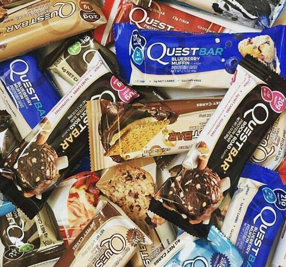 Quest Eiwit Bar/Energie Voeding Bars