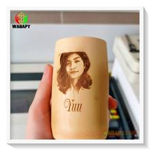 High Quality Product Bamboo Drinking Reusable Cup For Coffee Water Tea Wine  By Natural Bamboo With Custom From Wahapy Vietnam