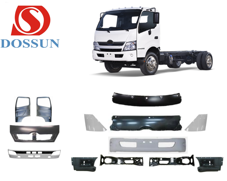 Truck Body Parts Made in Taiwan OE Quality for Japanese Models