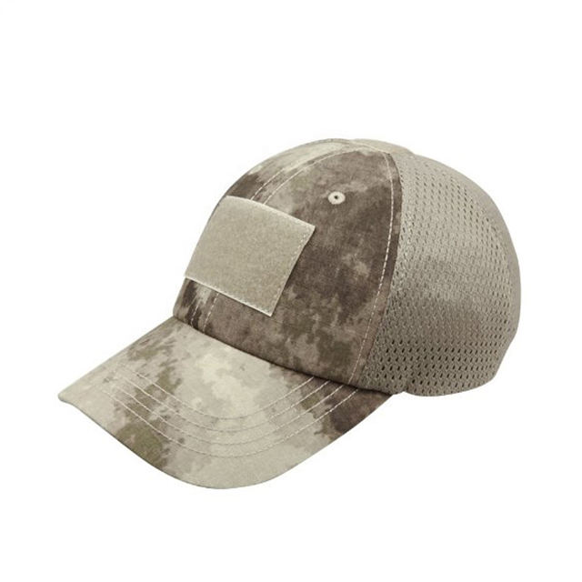 High Quality Custom Made Tactical Cap Camo Military Peaked Cap