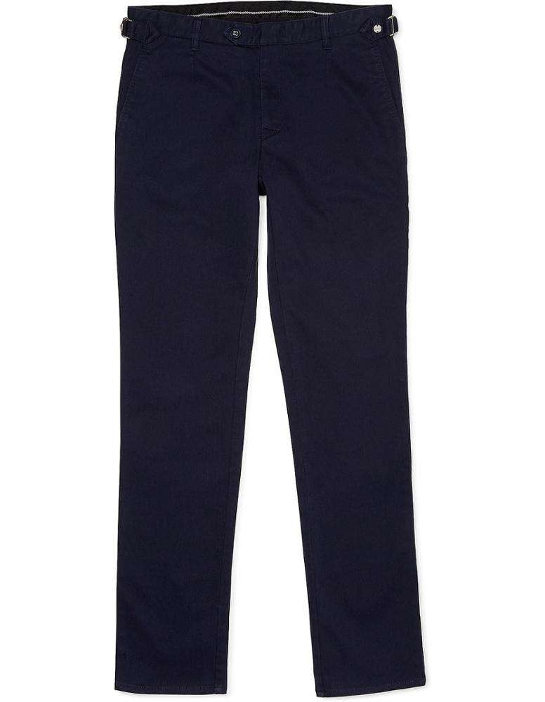 OEM/ODM Manufacturer Latest-designed Men Long Trousers Casual Slim Fit Trousers Men's Chino Pants