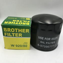 High quality genuine Auto Oil Filter 8973713340 use for Isuz truck