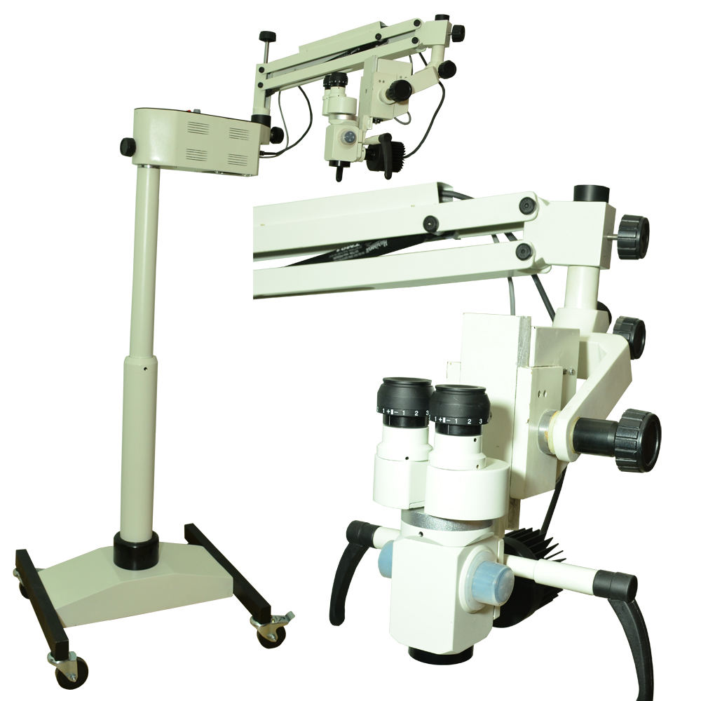 BINOCULAR SURGICAL LED EAR MICROSCOPE
