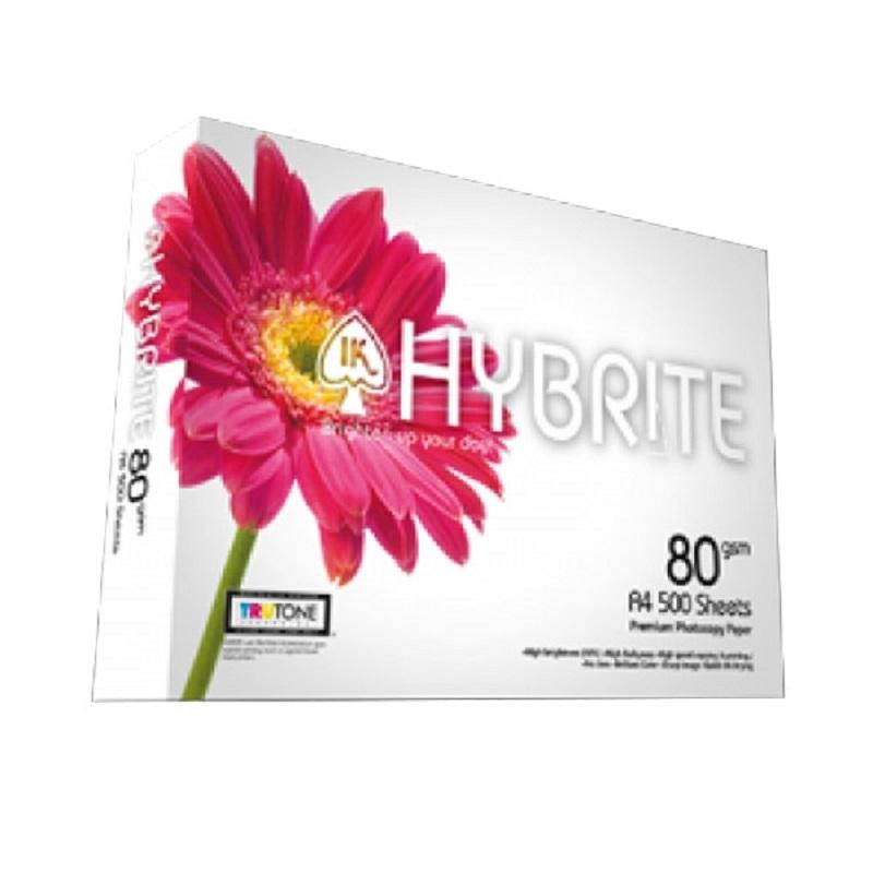 Hybrite A4 Copy Paper :Multicolour heavy copy paper a4 thin cardboard art printing paper 100 sheets MIX color