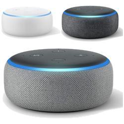 GENUINE Echo Dot 3rd Generation w Alexa Voice Media Device - Charcoal SEALED NEW