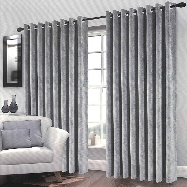 Sheer material home decor curtains