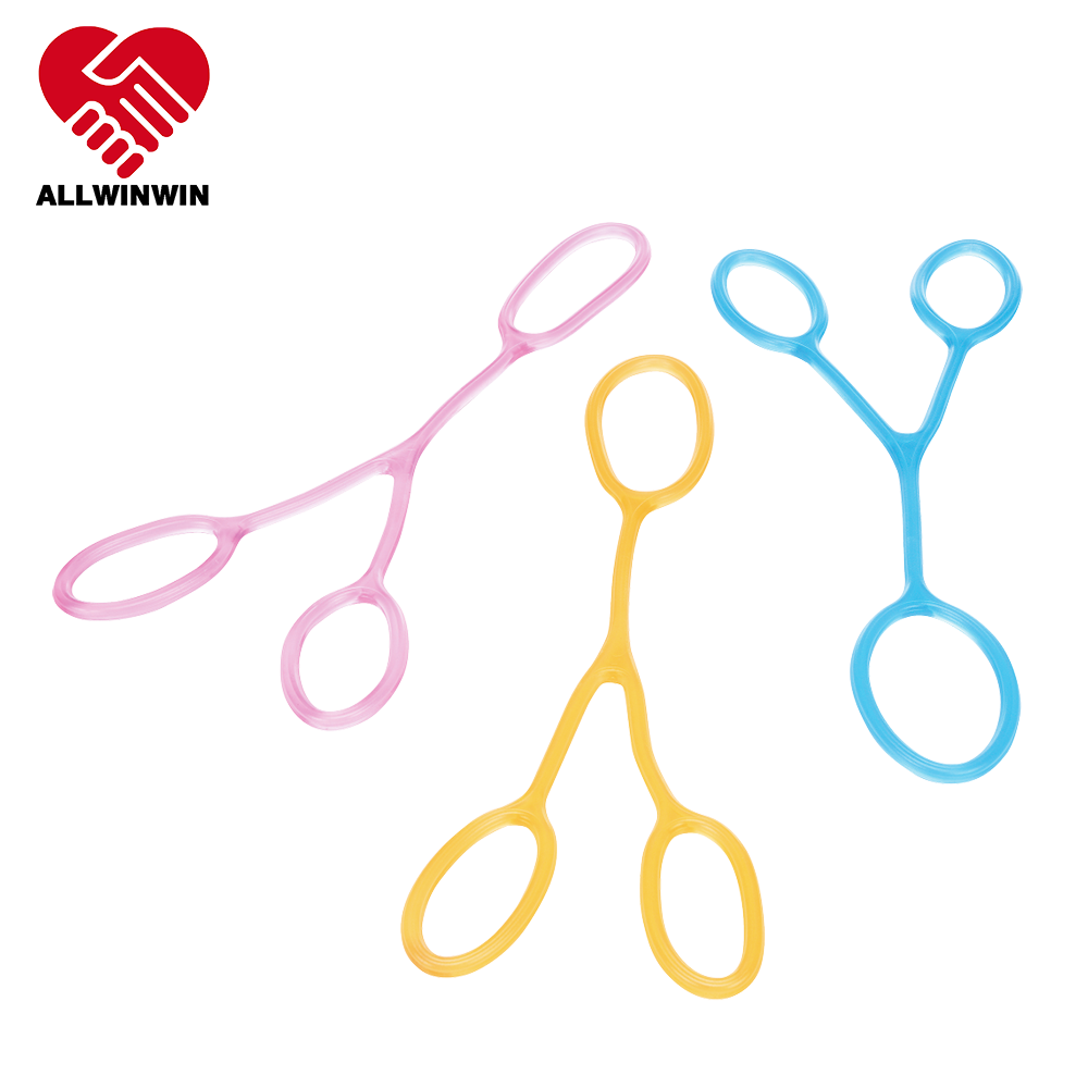 Allwinwin JLT16 Jelly Tube - Y Shape Expander Superior Quality Resistance Band Color Coded