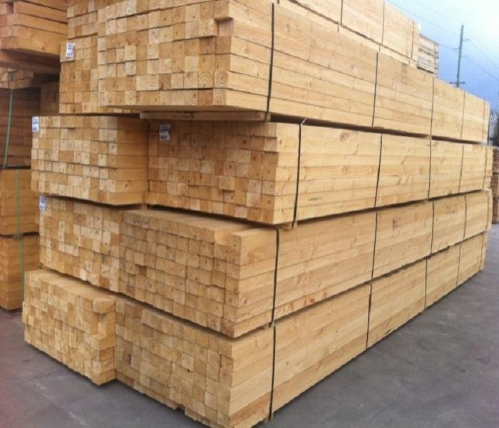 KD square edged white oak timber, 27, 50 mm thick / aspen lumber on Sales