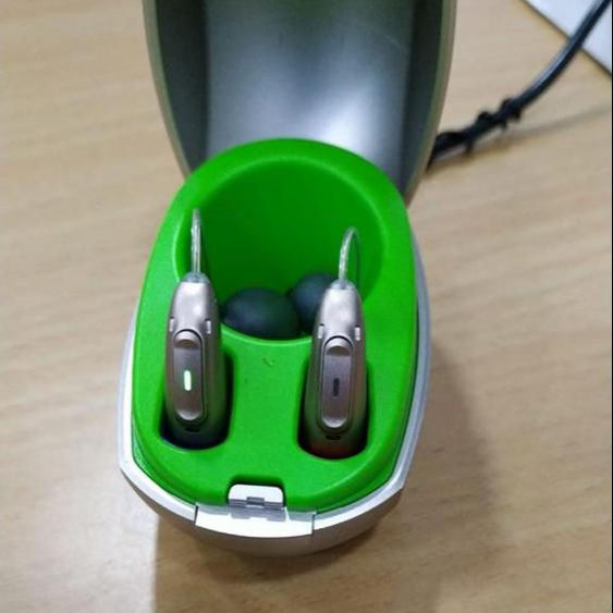 Marvel Audio M30-R ricaricabile hearing aid CE & FDA certificato