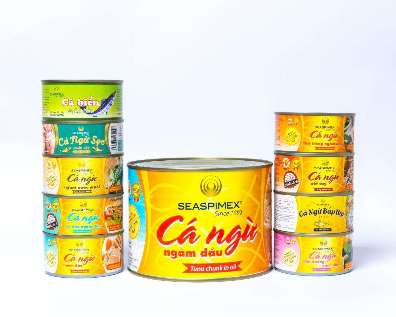 BEST SELLING CANNED 100% TONGGOL BONITO TUNA FISH IN VEGETABLE OIL FROM VIET NAM SEA