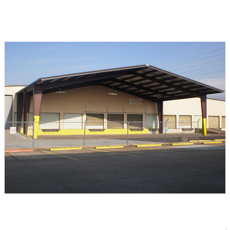 China low cost prefabricated industrial shed designs smart carport self storage steel building carpot for car parking