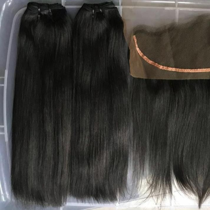 Double Drawn - Indian Remy hair
