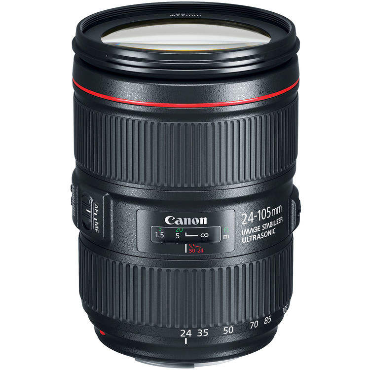<span class=keywords><strong>Canon</strong></span> EF 24-105Mm F4L IS II USM