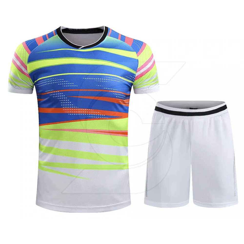 Tennis Uniforms Free Design Any Logo Tennis Uniform Shorts Badminton For Sale