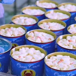 Canned Food Asia Canned Meat UAE Crab meat Suppliers