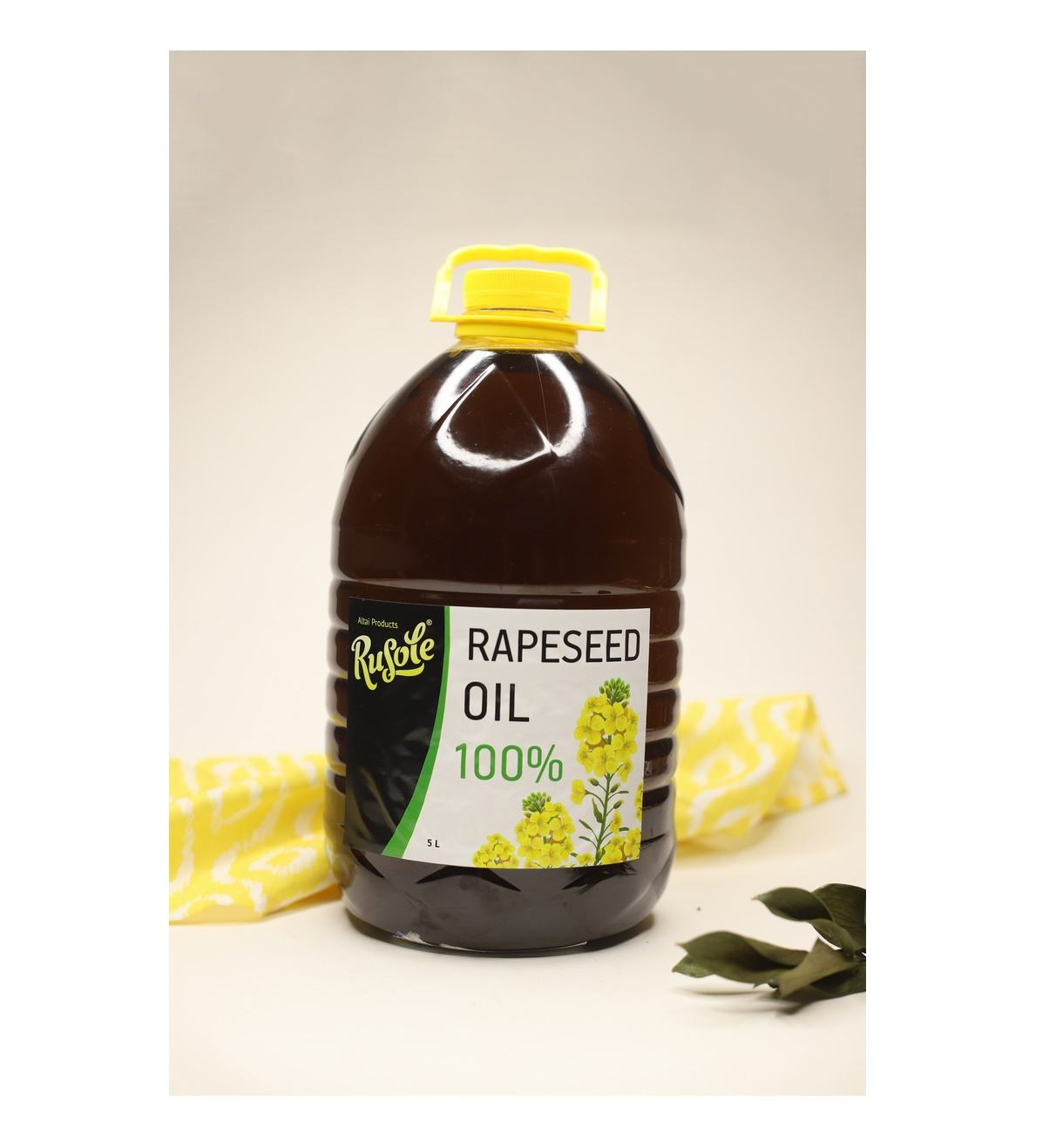 Russian Cold Pressed Rapeseed Oil