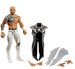 PVC realistic WWE Top Picks Ricochet Elite Collection Action Figure