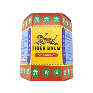 30 g Red Ointment Tiger balm Pain Relief Red Tiger Balm