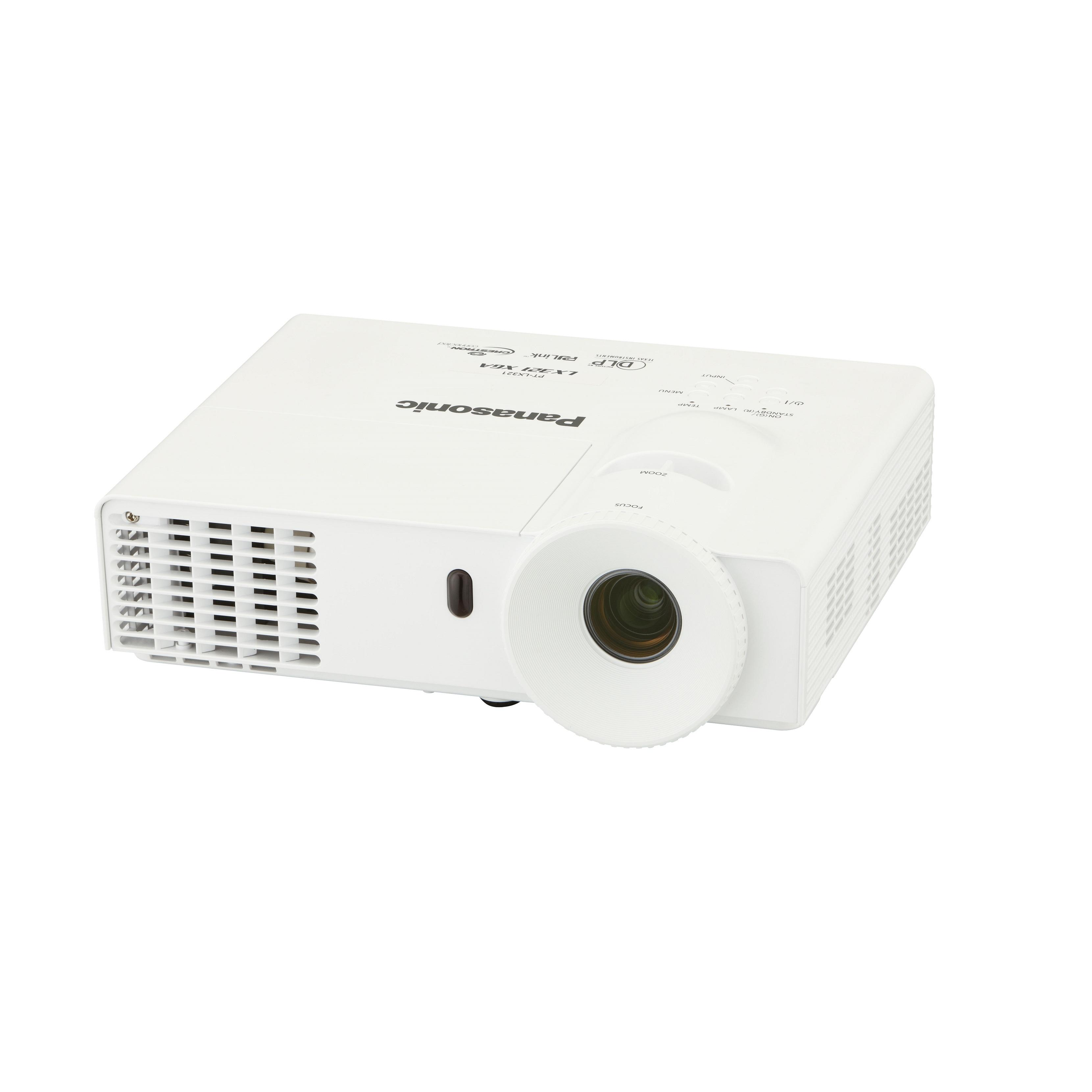 Panasonic PT-LX321U High Resolution and contrast HDMI DLP Projector