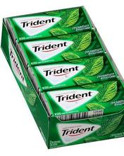 Best Quality Trident Spearmint Flavor Gum - 18 Stick Pack