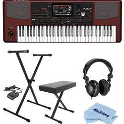 TPHAS Korg PA1000 PA800 PA700 PA600 61-Key Professional High Performance Arranger