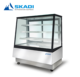 Bakery display fridge for cake displays standing sandwich smart tabletop beverage candy snacks monitor deli