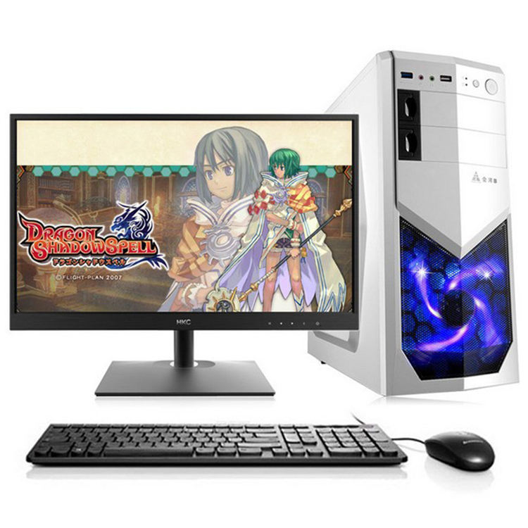 I7 8700 CUSTOM BUILT GAMING COMPUTER/PC mit monitor RTX 2080 Ti 32GB RAM 1TB M.2 SSD 4TB HDD