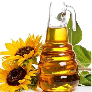 Sunflower Oil Cooking Pure Yellow Gift Light Bottle Animal Glass Packing Packaging Color Plant