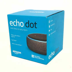 Echo dot 3rd generation speakers  available for sale