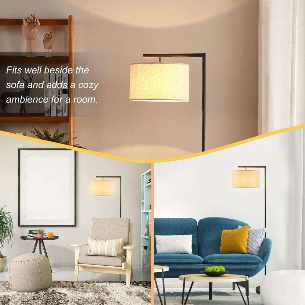 High Quality And Cheap Price Rechargeable Modern Wood Floor Lamp