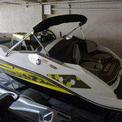 Original scarab speed boats 2020 Scarab 165 ID New Power Boats Inboard